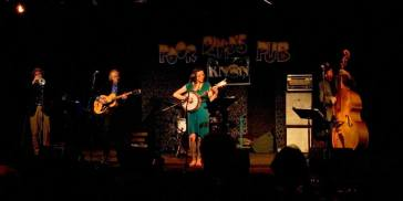 Opening for Miss Marcy and her Texas Sugar Daddies at Poor David's Pub